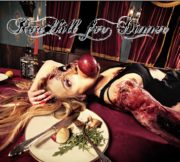 Cover Roadkill for Dinner EP